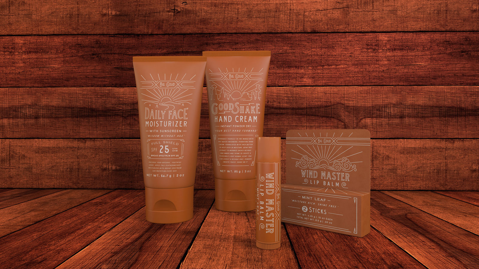 Big Cloud Press Material, for Dollar Shave Club